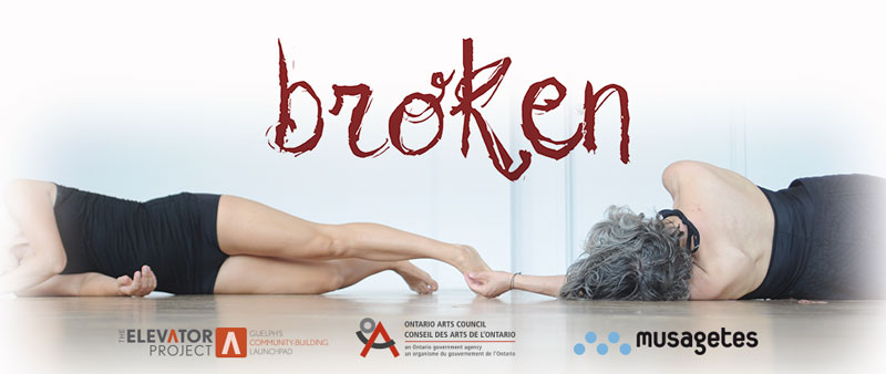 Broken new dance work