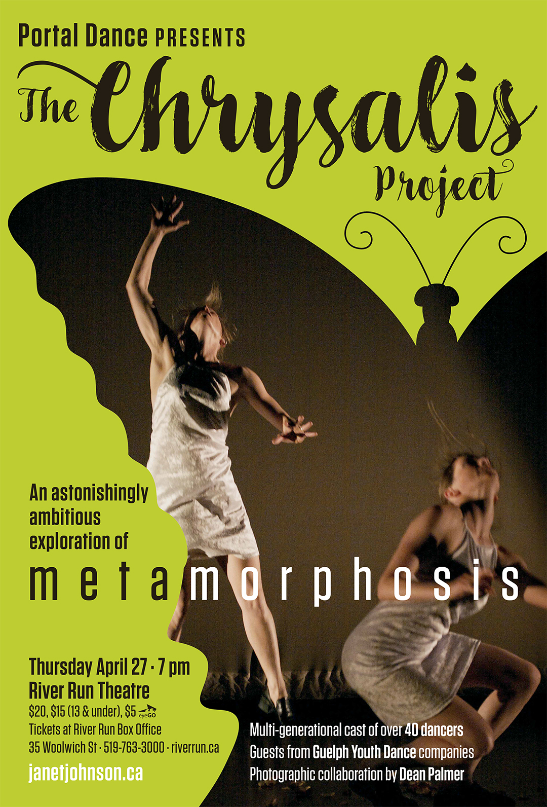 chrysalis project poster